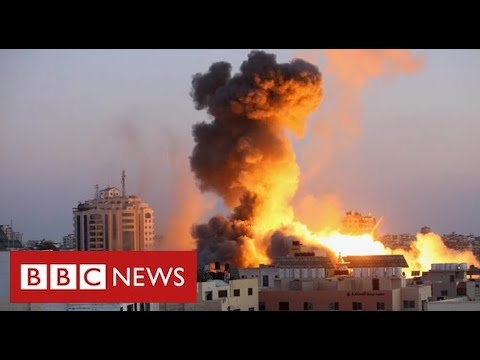 """UN chief warns of """"uncontainable crisis"""" as 42 Palestinians killed in single day - BBC News"""