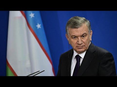 Az eddigi üzbég elnök, Savkat Mirzijojev nyerte a választást