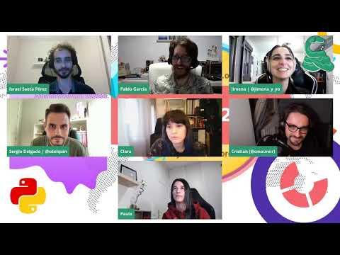 PyConES 2021 - Sorteos y clausura
