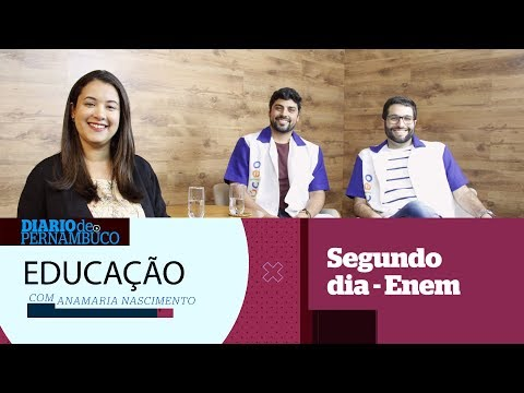 O que esperar do segundo dia de provas do Enem?