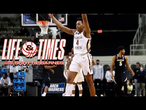 Scottie Barnes Is a STAR & The Perfect Positionless Prospect For The NBA | Life and Times