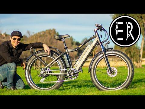 32 MPH 1,000 WATT fat tire GOODNESS!! BPM Bikes F-95 electric bike review