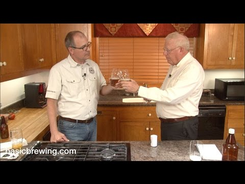 NZ Rye Wit and ESB - Basic Brewing Video - May 2, 2016