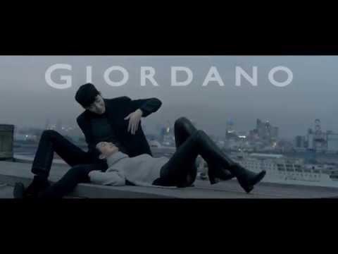 Giordano 'F/W 2015' Campaign (with Shin Min A)