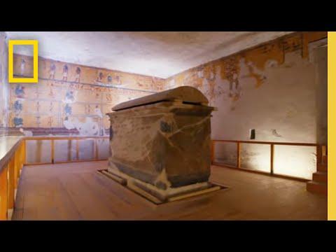 Tutankhamun's True Burial Chamber  | Lost Treasures of Egypt