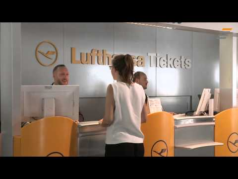 Recruiting Video Lufthansa - Service Professional (m/w) Transfer and Ticketing