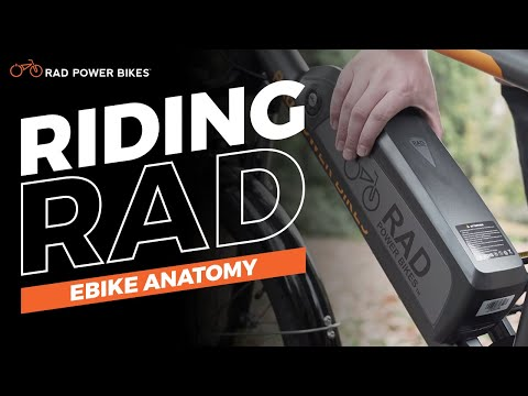 Ebike Anatomy | Riding Rad