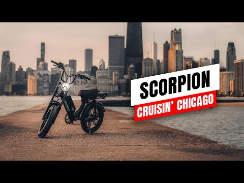 The New Juiced Scorpion Cruising in Chicago