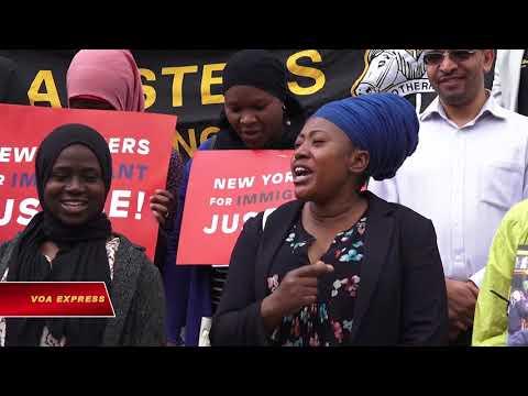 Cộng đồng nhập cư gốc Phi đấu tranh cho công lý (VOA)