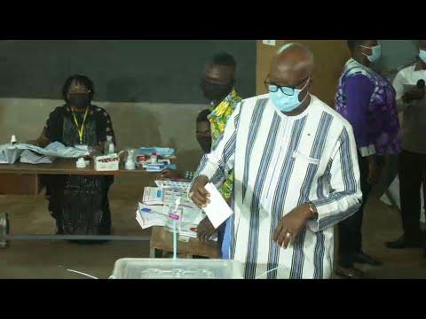 Burkina Faso goes to the polls in shadow of jihadist threat | AFP photo