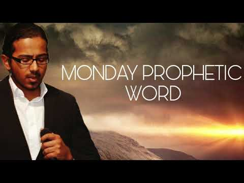 DON'T BE ALARMED, JUST TRUST GOD, Monday Prophetic Word 7 October 2019