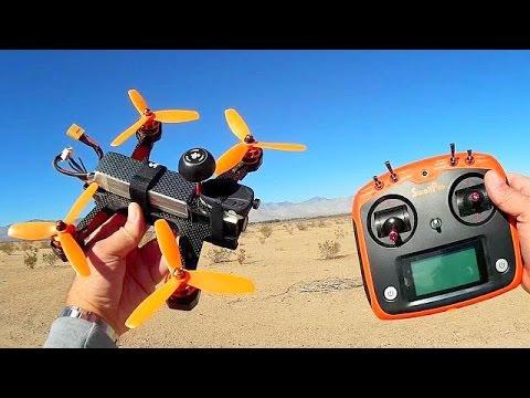 SwellPro Swift 2 Waterproof RTF FPV Racing Drone Flight Test Review - UC90A4JdsSoFm1Okfu0DHTuQ