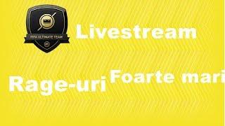 Rage-uri la FIFA Ultimate Team // Livestream #115 FIFA 19 Ultimate Team episodul 1