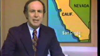 3/8/1978 CBS Newsbreak with Morton Dean