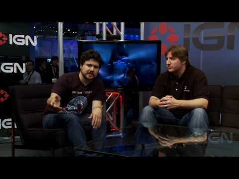 Star Wars: Force Unleashed 2 Demo - IGN Live E3 2010 - UCKy1dAqELo0zrOtPkf0eTMw