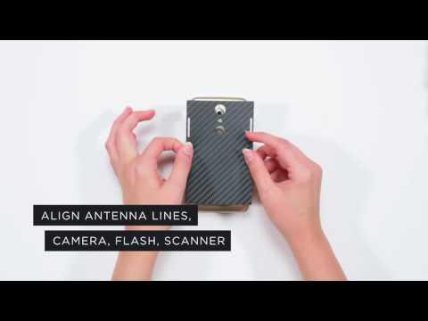 Slickwraps AXON ZTE Installation Video