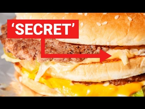 Here's how to make McDonald's 'secret' Big Mac sauce