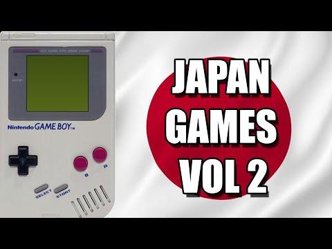 TOP GAME BOY JUEGOS JAPON