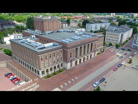 Pałac Kultury Zagłębia w Dąbrowie Górniczej
