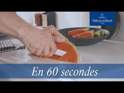 En 60 secondes: Conseils sur l'entretien de la céramique/l'élimination de l'abrasion métallique