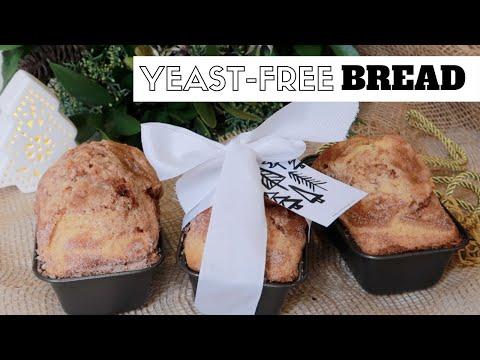 Video: Cinnamon Christmas Bread - Quick & Delicious