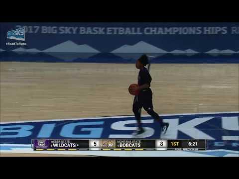 Big Sky Women's Basketball Championship Game #5