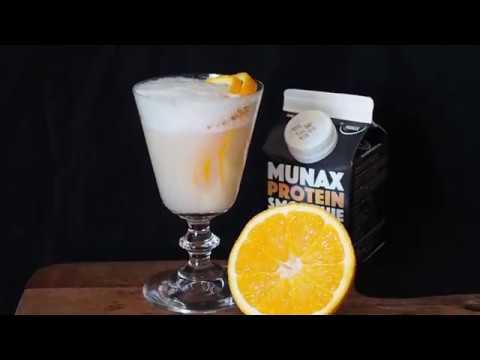 Munax Protein Smoothie drinkkivinkit by Alexander Trivedi