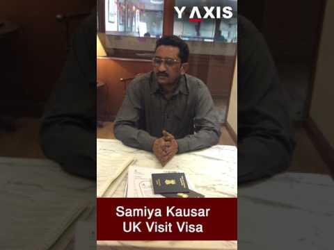 Samiya Kausar  UK visit visa  PC RAyees