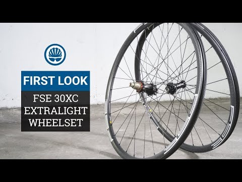 The Lightest Mountain Bike Wheels You've Never Heard Of | FSE 30XC Extralite First Look
