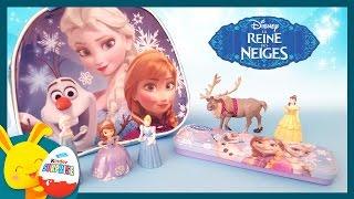 Reine des neiges et princesses disney -  Fournitures scolaires - Titounis