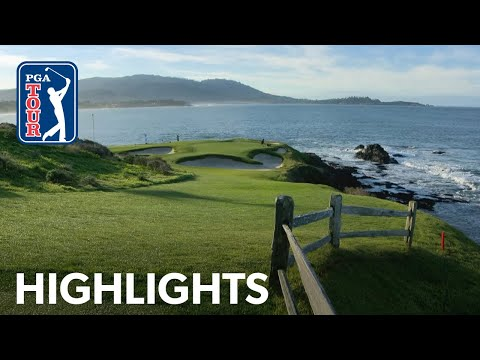 Highlights   Round 1   AT&T Pebble Beach 2019