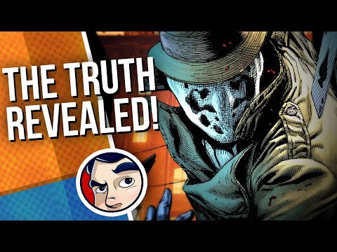 "Doomsday Clock ""Doctor Manhattan Found, Truth's Revealed"" #6-7 - Complete Story