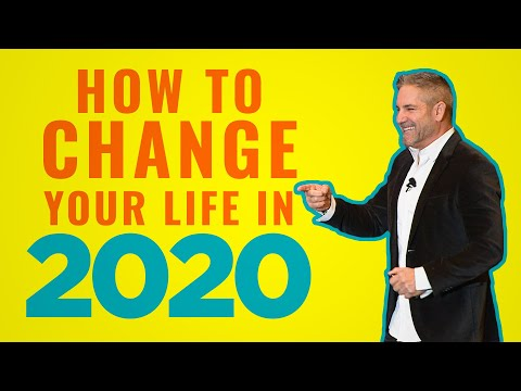 How to change your life in 2020 - Grant Cardone photo