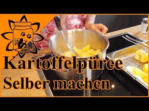 Kartoffelpüree selber machen | Kartoffelbrei  | Fehler vermeiden | Garteneinkochfee