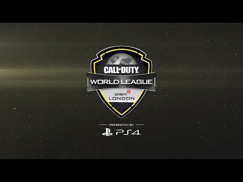 Call of Duty World League London Day 3