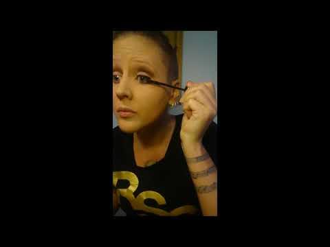 Makeup Tutorial - Barbershop Contest | #ronningeshow35yrs