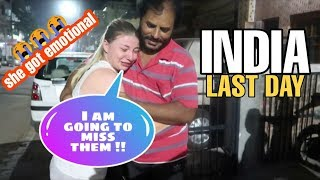 Saying Goodbye to My Indian Boyfriend's Parents  II India Vlog