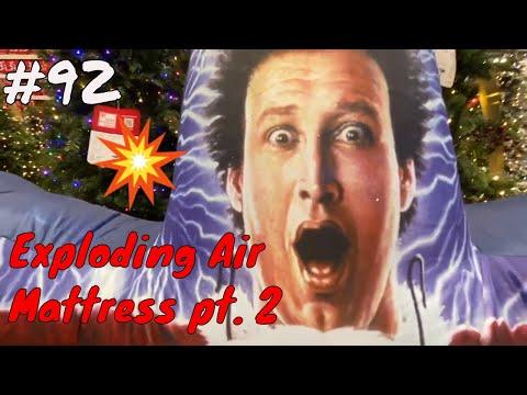 Episode 92 - Exploding Air Mattress pt. 2