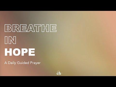 Breathe in Hope