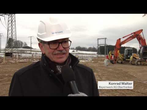 TVO: Bayernwerk baut neues Umspannwerk in Naila - 5 Millionen für die Versorgungssicherheit