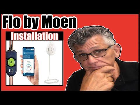 Flo by moen install