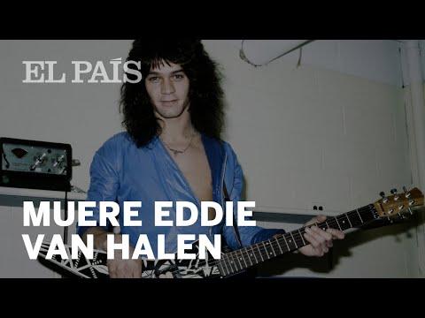 Muere EDDIE VAN HALEN, padre de los guitarristas virtuosos del ROCK DURO
