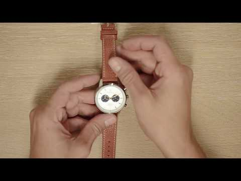How to reset a watch chronograph in 1,2, 3