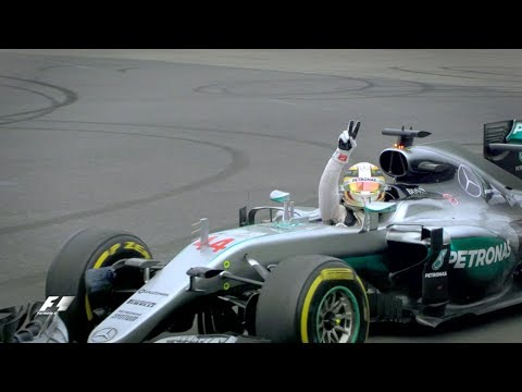 2016 Canadian Grand Prix | Race Highlights