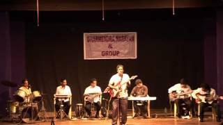 Live performance saahitya Sangh Mandir mumbai - ndharmendra , Sufi