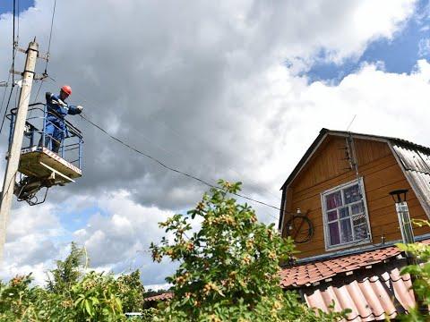 Ярославские СНТ переходят на прямые договоры по поставкам электричества