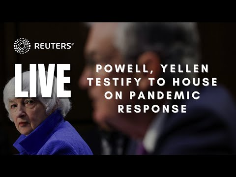 LIVE: Fed's Powell, Treasury's Yellen testify to House on pandemic response