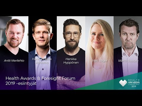 Health Awards & Foresight Forum 2019