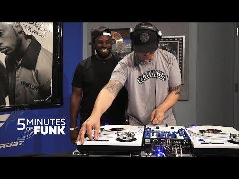 DJ RIZ | #5MinutesOfFunk013 | #TurnTableTuesday97 - UC5RwNJQSINkzIazWaM-lM3Q