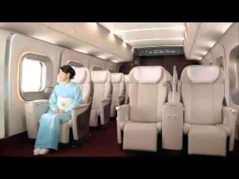 Kawasaki efSET - High-speed train for overseas markets